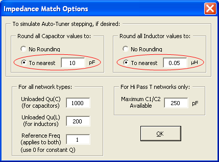 AutoEZ: Transmission Lines - Tuners - Stacks - Stubs