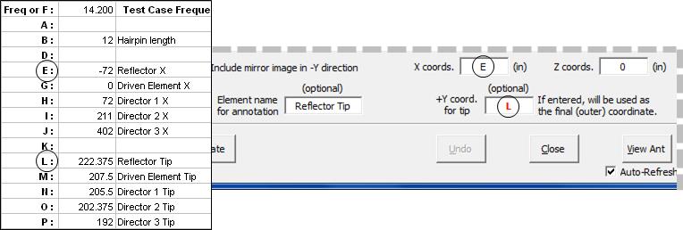 AutoEZ: Using the Optimizer